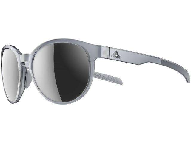 adidas Beyonder Glasses grey transparent/chrome